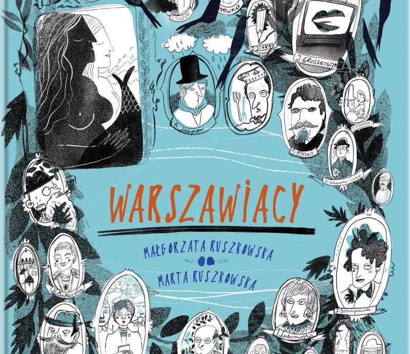 Warszawiacy- Małgorzata i Marta Ruszkowska