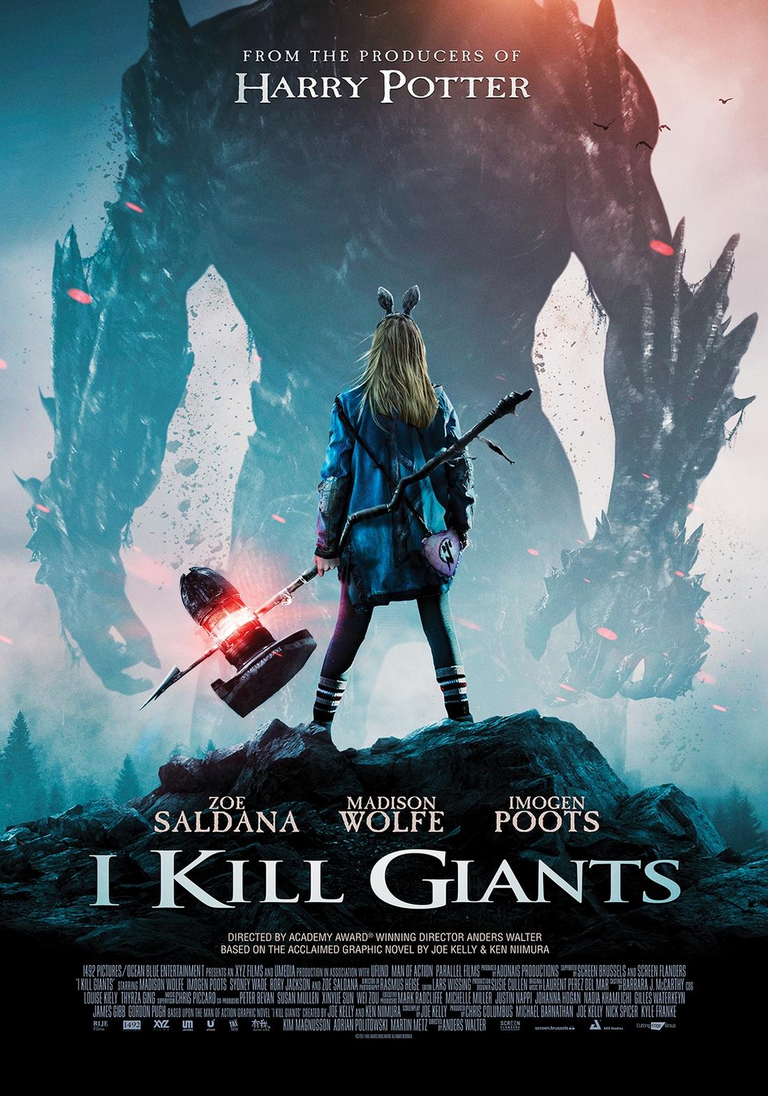 I kill giants - Zabijam gigantów