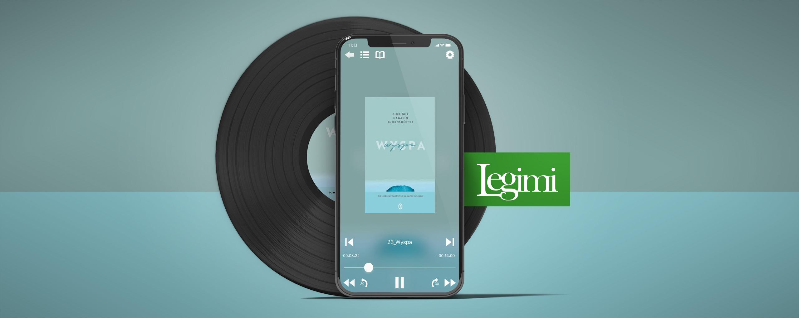 Wyspa - audiobook