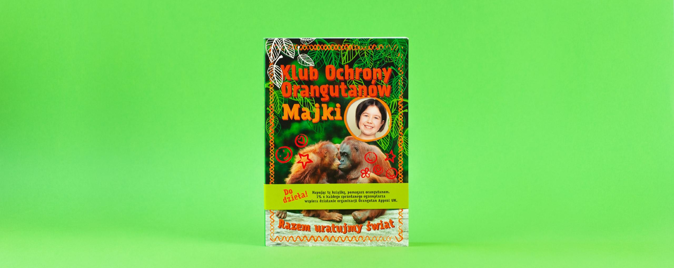 Klub ochrony orangutanow Majki