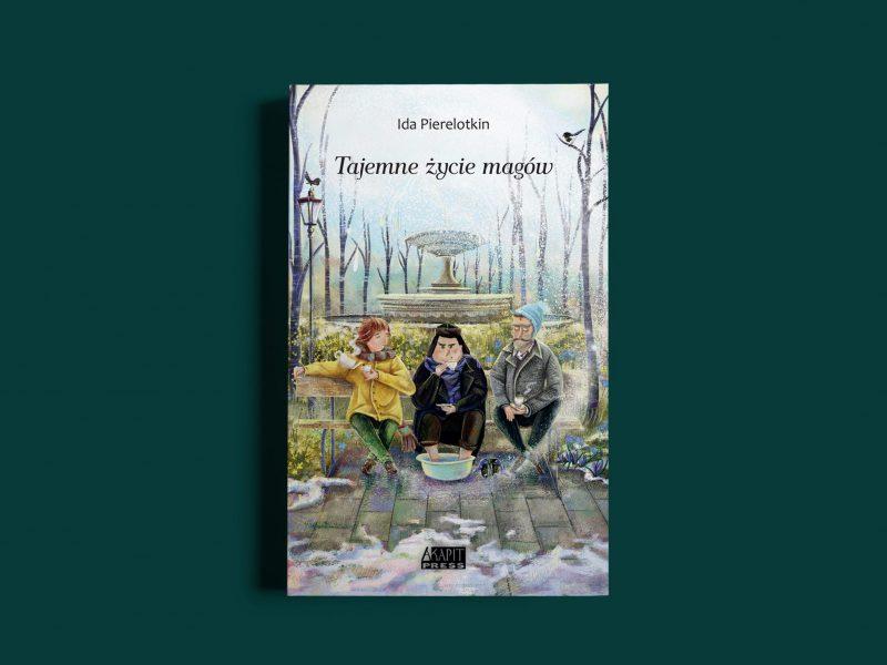 Tajemne życie magów - Ida Pierelotkin