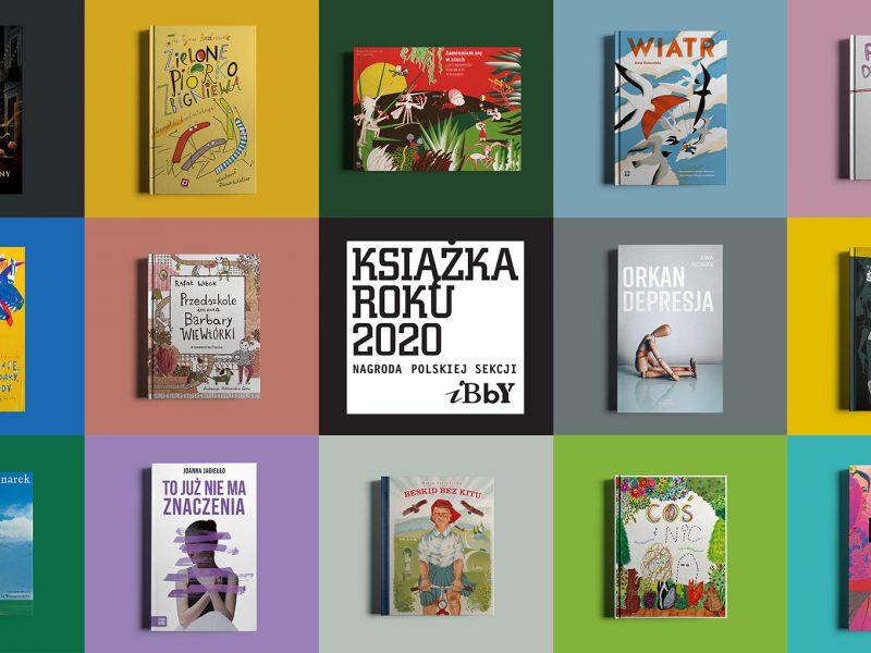 Książka Roku 2020 - Nagroda Polskiej Sekcji IBBY