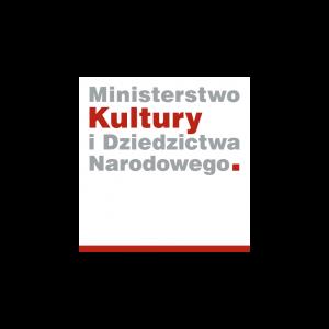 Dofinansowano ze środków Ministra Kultury i Dziedzictwa Narodowego pochodzących z Funduszu Promocji Kultury